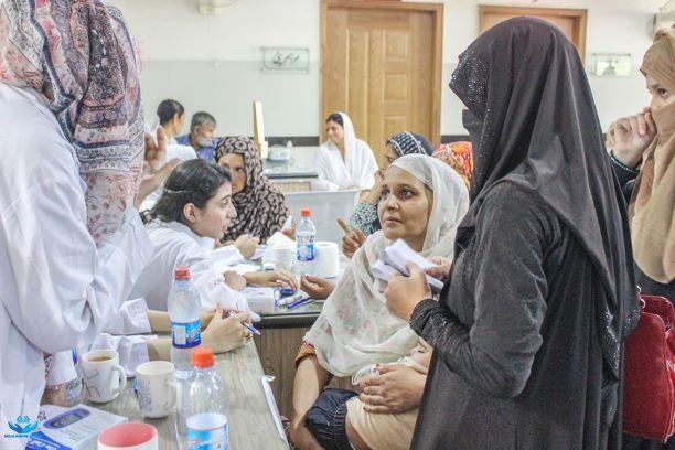 Muaawin Health Camp