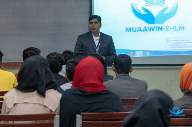 Muaawin Volunteer Grooming