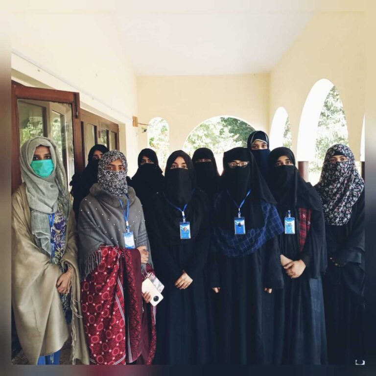 Aghosh Al Khidmat Foundation Project
