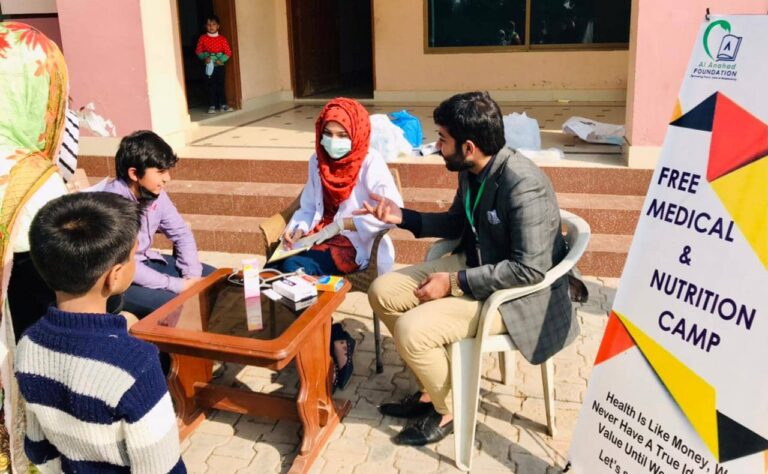 4th Medical and Nutrition Camp