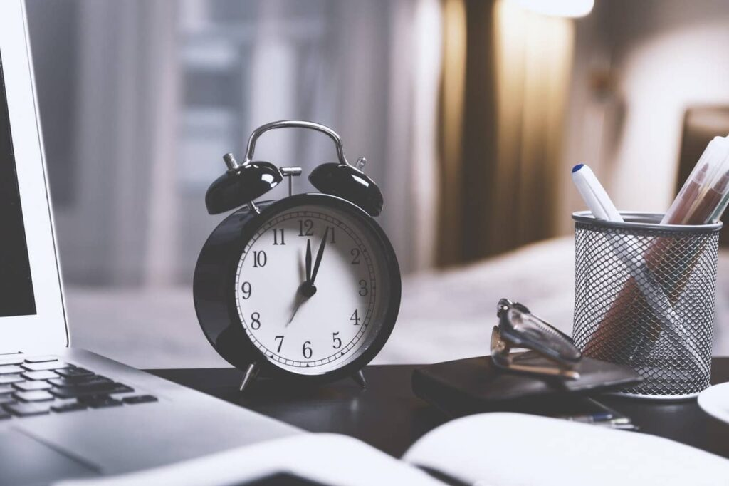 The Problem of Time Management