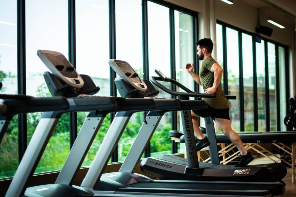EXERCISE: For a Healthy living, try a little more